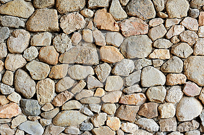 rocky wall texture of abstract background stock