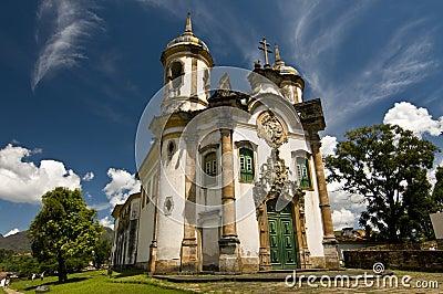 Rococo Architecture Style