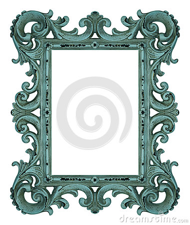Free Rococo Frame Stock Images - 30373164