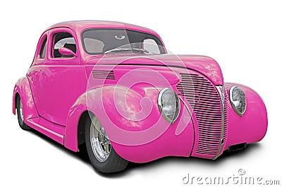 Rod caliente rosado