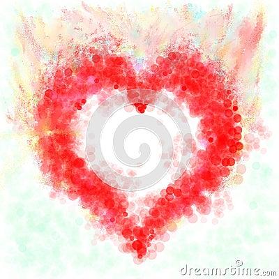 Rode hartstocht