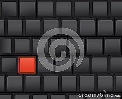 Rode sleutel