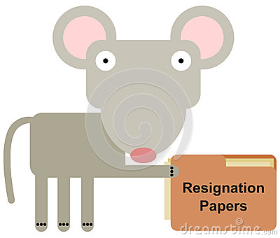 Rodent s resignation