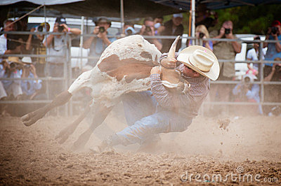 Rodeo Editorial Photography