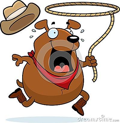 Rodeo Dog