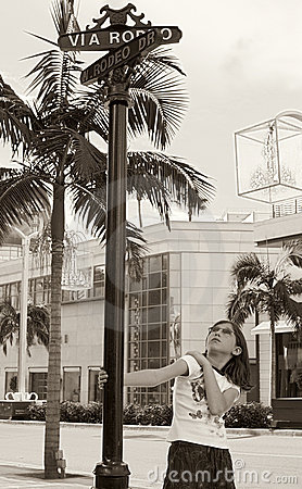 On Rodeo Drive