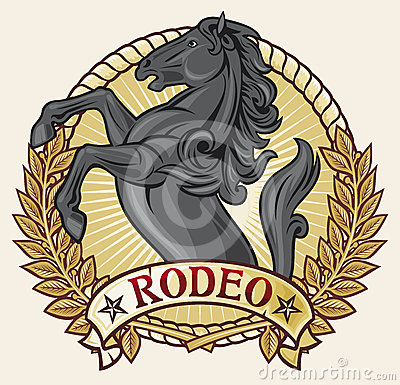 Rodeo label