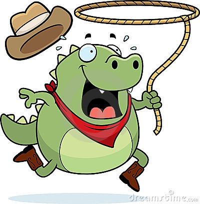 Rodeo Lizard