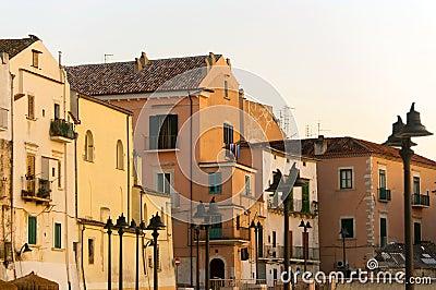 Rodi Garganico (Apulia, Italy) - Old Buildings