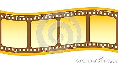 Rodillo de la película