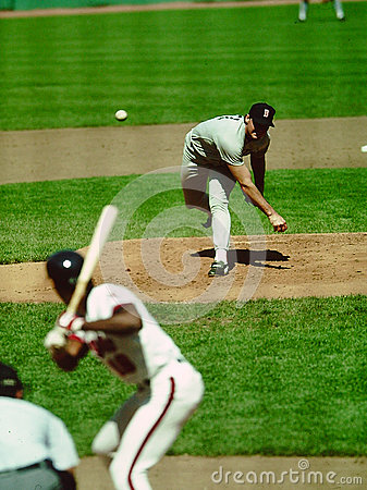 Roger Clemens Boston Red Sox Editorial Photography