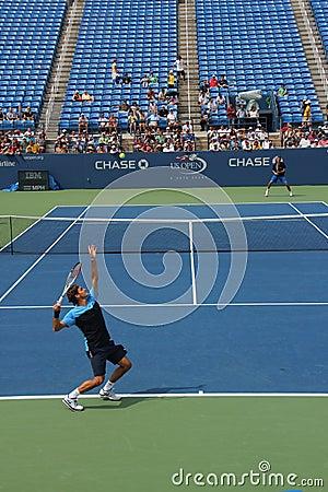 Roger Federer Editorial Image