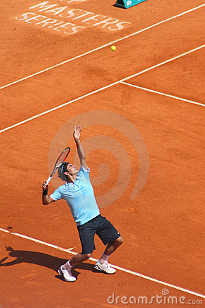 Roger Federer Editorial Photography