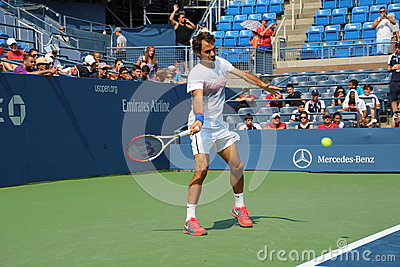 Roger Federer Editorial Stock Photo