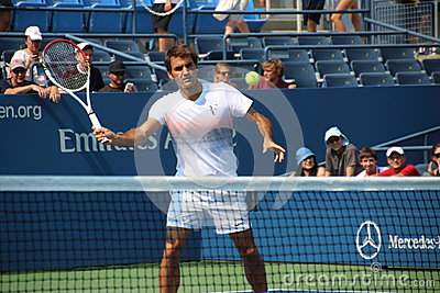 Roger Federer Editorial Stock Image