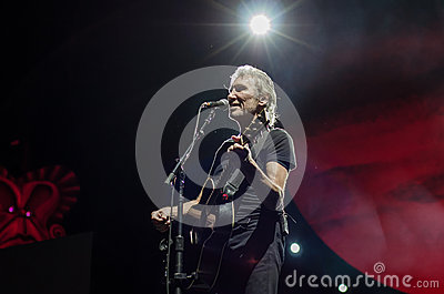 Roger Waters Editorial Stock Photo
