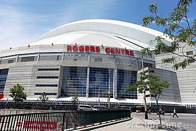 Rogers Centre Editorial Photo