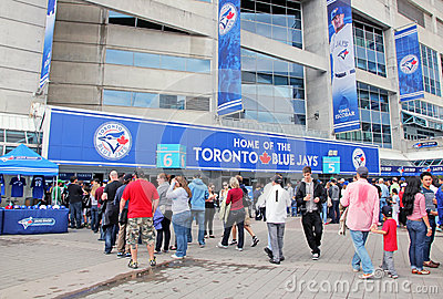 Rogers Centre Editorial Stock Photo