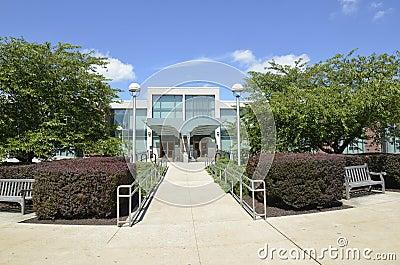 Rohrbach Library, Kutztown University