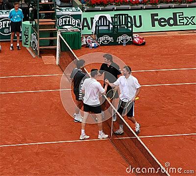 Roland Garros 2008 Editorial Stock Image