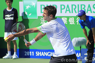 Rolex masters 2011 shanghai Editorial Stock Photo