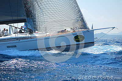 Rolex Swan Cup Editorial Stock Image