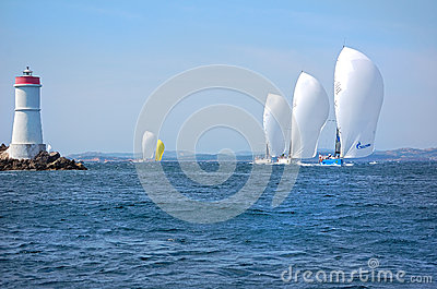 Rolex Swan Cup Editorial Image