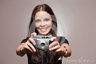 Roligt fotografi.