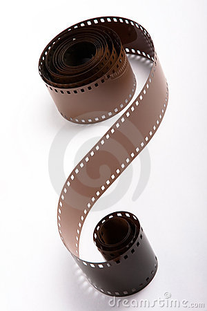 Roll of 35mm film