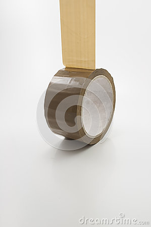 Roll adhesive tape