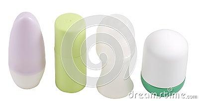 Roll-on deodorant,