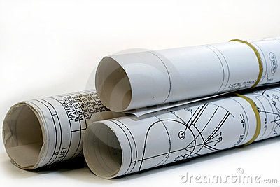 Roll of Engineering Drawings