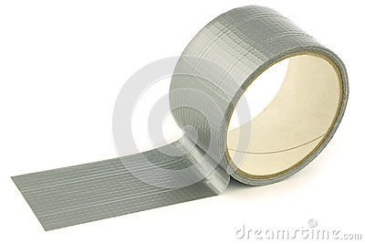 Roll of gaffer tape (duct tape)