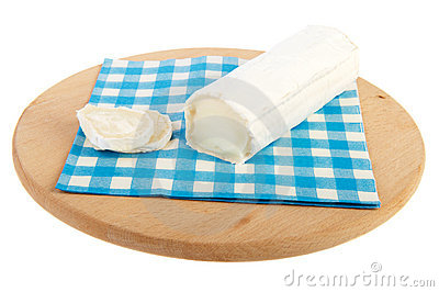 Roll goat cheese