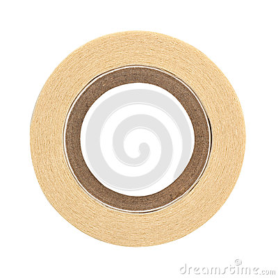 Roll of masking tape