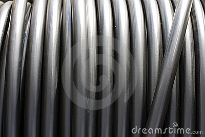 Roll of Metal Tubes