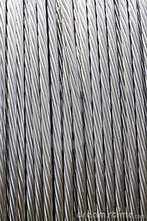 Roll of Metal Wire Strands