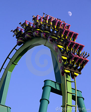 Free Roller Coaster Royalty Free Stock Images - 14954729