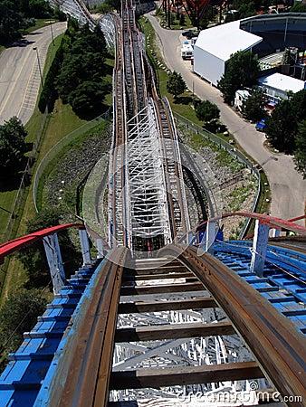 Free Roller Coaster Stock Photos - 15480123