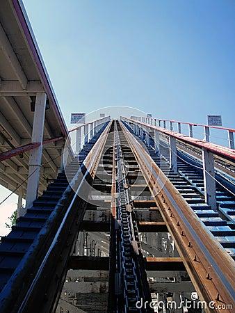 Free Roller Coaster Stock Image - 15480131