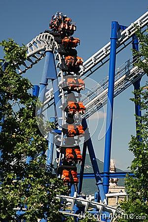 Free Roller Coaster Stock Photo - 16872800