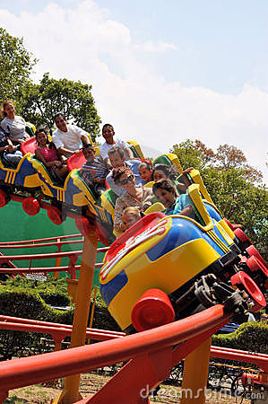 Free Roller Coaster Royalty Free Stock Images - 19762619