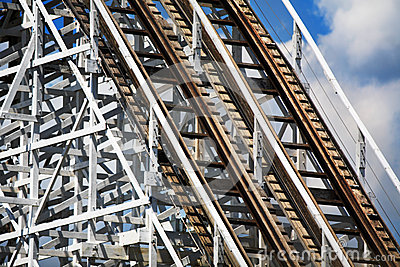 Roller Coaster Superstructure