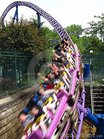Roller Coaster Tunnel