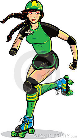 Roller Skate Stock Illustrations – 1,305 Roller Skate Stock ...