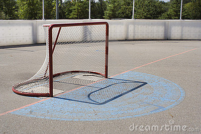 Roller Hockey Net