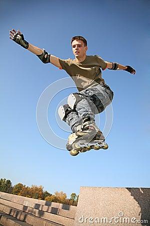 Roller jumps 3