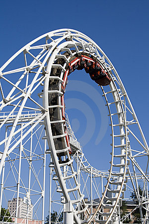 Free Rollercoaster Stock Photography - 10599502