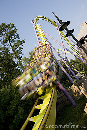 Free Rollercoaster Ride Stock Photos - 1257233
