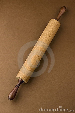 Free Rolling Pin Stock Photography - 962262